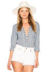 The Jetset Diaries Haven Shirt Navy