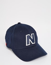 New Balance Yankey Cap Blue