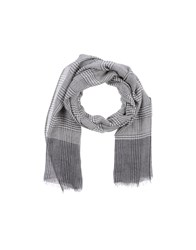 Brooks Brothers Oblong Scarves Grey