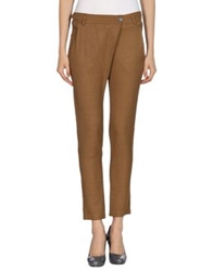 Damir Doma Casual Pants Tan