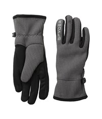 Spyder Core Sweater Conduct Glove Weld Ski Gloves Gray