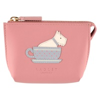 Radley Swimming Pretty Leather Coin Purse Blush