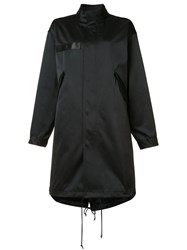 Nili Lotan Boxy Field Jacket Black