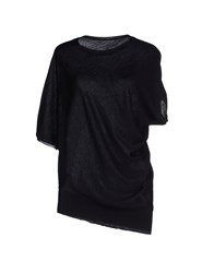 Aquilano Rimondi Sweaters Black