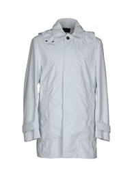 Refrigiwear Coats And Jackets Overcoats Light Grey