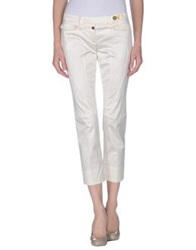 Weber Casual Pants Ivory