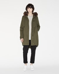 Woolrich Literary Rex Eskimo Military Olive