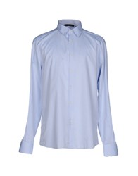 Guess By Marciano Shirts Sky Blue