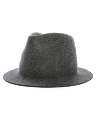 Scotch And Soda Grey Woollen Hat