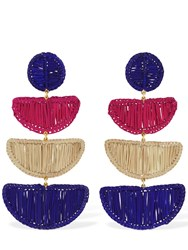 Mercedes Salazar Mobile Clip On Earrings Purple
