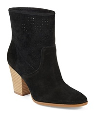 Enzo Angiolini Get Up Booties Black
