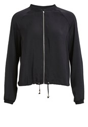 Vila Vimelli Summer Jacket Black