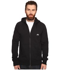 Nike Sb Everett Hoodie Black White Men's Sweatshirt