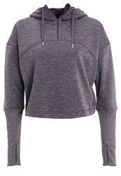 Skins Wireless Sweatshirt Haze Marle Purple