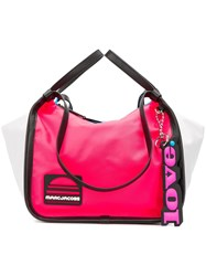 Marc Jacobs Sport Tote Bag Pink