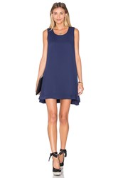 Bb Dakota Kenmore Dress Navy
