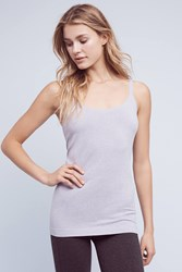 Anthropologie Seamless Layering Cami Lavender