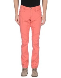 9.2 By Carlo Chionna Casual Pants Salmon Pink