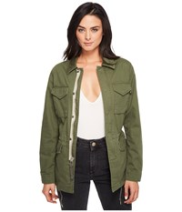 Alpha Industries Revival Field Coat Olive Women's Coat
