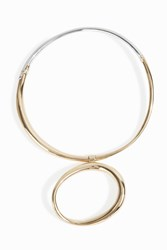 Charlotte Chesnais Women S Koi Solid Circle Necklace Boutique1 Multi