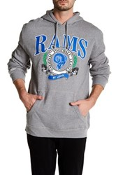 Mitchell And Ness Nfl Rams Hooded Pullover Multi