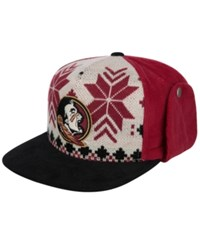 Top Of The World Florida State Seminoles Christmas Sweater Strapback Cap