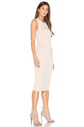 Blq Basiq Midi Tank Dress White