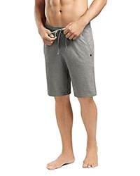 Hanro Luis Lounge Shorts Soft Gray Melange