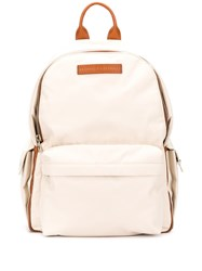 Brunello Cucinelli Logo Patch Contrast Trimmed Backpack 60
