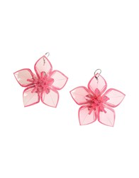 Dsquared2 Earrings Pink