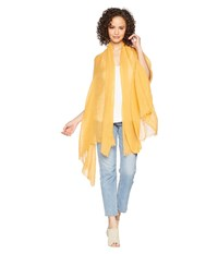 Steve Madden Solid Classic Crinkle Slub Yellow Clothing