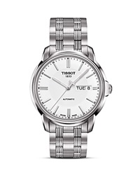 Tissot Men's Automatic Iii Classic White Automatic Watch 39Mm No Color
