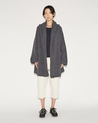 Lauren Manoogian Capote Coat Charcoal