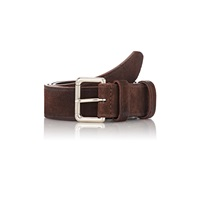 Felisi Numbered Suede Belt Brown