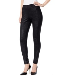 Inc International Concepts Faux Suede Skinny Pants Only At Macy's