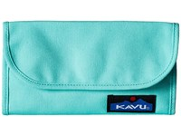 Kavu Big Spender Mint Wallet Handbags Green