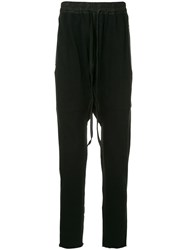 Isaac Sellam Experience Insoumis Track Pants Black
