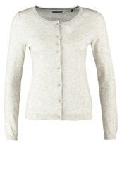 Marc O'polo Cardigan Smoke Melange Mottled Light Grey