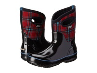 Bogs Classic Winter Plaid Mid Red Multi Women's Pull On Boots