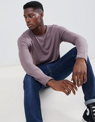Selected Homme Crew Neck Jumper Grey