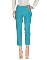 Jo No Fui Casual Pants Turquoise