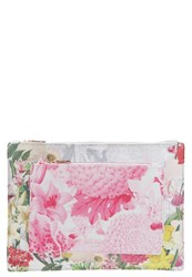 Ted Baker Roselli Clutch Ivory Multicoloured