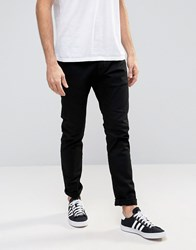 Esprit Skinny Fit Jeans In True Black Bk1 Black 1