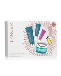 Lancer Anti Aging Heroes 6 Piece Nourish Kit