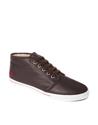 Fred Perry Fletcher Chukka Boots Brown