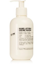 Le Labo Hinoki Hand Lotion Gbp