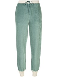 Missoni Pelliccia Track Trousers Green