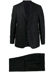The Gigi Two Piece Formal Suit Black