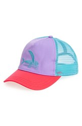 Patagonia Women's 'Deconstructed Flying Fish' Trucker Cap