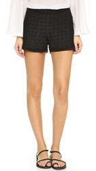 Ramy Brook Leilah Shorts Black